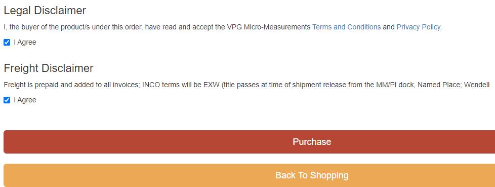 E-Commerce login